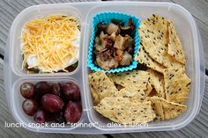 Of course you can use veggie crumbles in place of meat. Good dip idea for lunch!