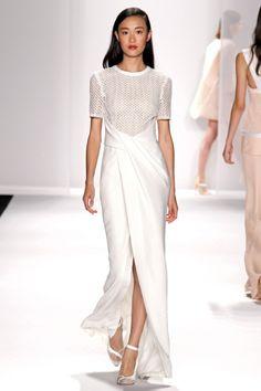 Sfilata J. Mendel New York - Collezioni Primavera Estate 2014 - Vogue