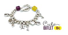 Esta pulsera es gritar HAPPY a los cuatro vientos! <3 A por ella!  >>   #jewellery #style