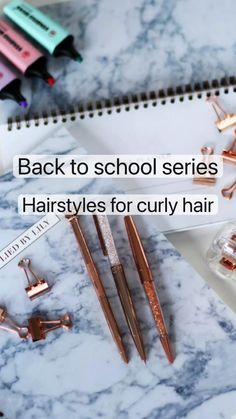 Back To School Hairstyles, Up Hairstyles, Braided Hairstyles, Hairdos, Cute Simple Hairstyles, Pretty Hairstyles, Hairstyle Ideas, Teen Life Hacks, Hair Up Styles