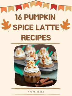 Ready for PSL Season? 16 Sweet Desserts and Drink Recipes for Pumpkin Spice Latte Lovers #PSL #Pumpkinspice #Pumpkinspicelatte #pumpkin #falltreats #fall #Falldesserts #Desserts Fall Desserts, Sweet Desserts, Sweet Recipes, Dessert Recipes, Drink Recipes, Starbucks Pumpkin Spice Latte, Pumpkin Spiced Latte Recipe, Best Pumpkin, Fall Treats