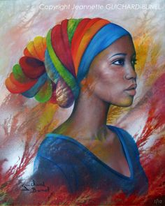 learn about the robust and attractive african art is part of Afro art - Learn About The Robust And Attractive African Art Beautifulart Love Afrique Art, African Paintings, Art Paintings, Black Artwork, Afro Art, Black Women Art, African American Art, Love Art, Female Art