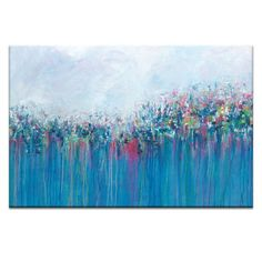 Jewells by Gary Butcher Painting Print on Wrapped Canvas