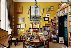Stairs as Bookshelves