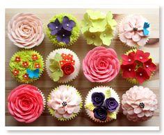 More fantastic cupcakes!