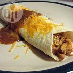 Poulet effiloché à la mexicaine @ qc.allrecipes.ca