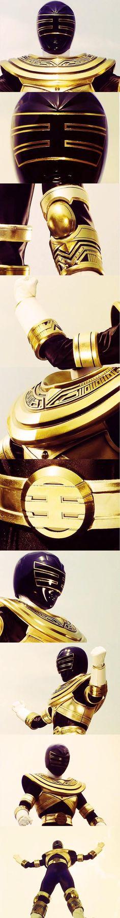 Jason Scott of Earth, The Gold Zeo Ranger Trey of Triforia, The Original Gold Zeo Ranger