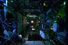 Space in Images - 2014 - 10 - Space Station at night