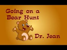 """Jean believes that music and movement are important to learning. This is one of her, """"Wiggle and Have FUN Songs."""" Cool Bear Hunt Chorus: We're going on a. Kindergarten Songs, Preschool Music, Kindergarten Calendar, Songs For Toddlers, Kids Songs, Learning Activities, Preschool Activities, Bear Theme Preschool, Preschool Boards"""