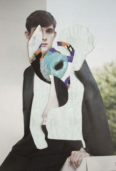 Ernesto Artillo's Fashion Collages