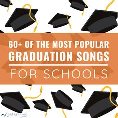 "Once again, it's that time of year! ""Does anyone have a great graduation song suggestions?"" Towards the end of March (USA/Europe) and beginning of November (Australia/New Zealand) I start to Graduation Songs, Graduation Ideas, Happy Pharrell, Song Suggestions, Music Sites, Fight Song, Cyndi Lauper, Girl Meets World, Music Classroom"