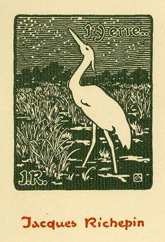 Ex Libris Argentina: Ex Libris Francia / Auriol, Georges Ex Libris, Locuciones Latinas, Art Nouveau, Personalized Books, Lettering, Printmaking, Book Art, Sketches, Livros