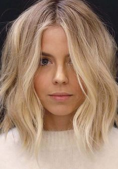60 Best Face Framing Haircuts & Balayage Hair Color Ideas for 2018