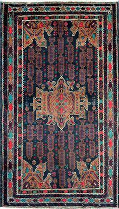 Belutch Teppich Afghanistan 188 x 106 cm