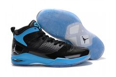 newest 01dfa 2e8bb Nike Air Jordan Wade 1 Herresko Sort Blå New Jordans Shoes, Jordans  Sneakers, Nike
