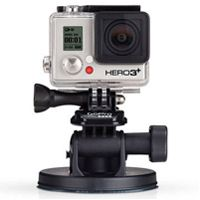 GoPro HD3+ Suction Cup Mount