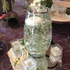Image result for mirror wedding centerpieces