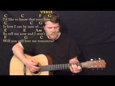 Will You Still Love Me Tomorrow - Strum Guitar Cover Lesson with Chords/Lyrics - YouTube