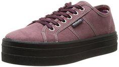 Compra Zapatillas negras con plataforma Victoria baratas en
