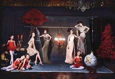 Christmas 2013 editorial fashion