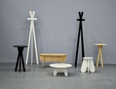 danilo calvache creates low-cost, flat-pack plural collection