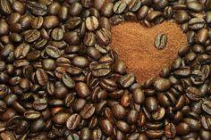 Kahve cekirdegiyle gelen mutluluk