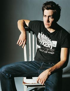 is he just being trendy or does he really like minor threat?
