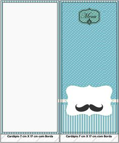 Natal Diy, Mustache Party, Kit, Little Man, Father, Snoopy, Party Ideas, Baby Shower, Patterns