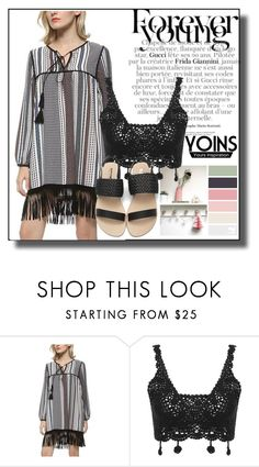 """yoins 18/3"" by merima-k ❤ liked on Polyvore featuring yoins, yoinscollection and loveyoins"