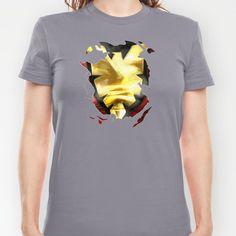 365 days of superheroes - Day 6: Dark Phoenix from X-Men  T-shirt by Sberla - $18.00