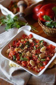 Colori, sapori, profumi, la tavola d'estate deve essere un trionfo. Le verdure a casa nostra diventano le protagoniste e non...