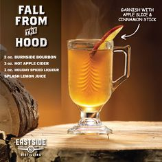 Fall From The Hood