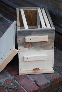 In my quest for more nuc building ideas and experiments, and my desire for deep nucs due to their marketability, I drove out to Home Depot o...