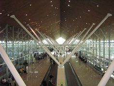 Airport Architecture 2018: the best airports in the world - DesignCurial