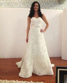 Bridal Fashion Fall 2013: Modern Trousseau - The Bride's Guide : Martha Stewart Weddings