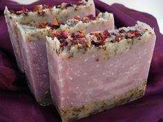 Honeymoon Romance Handcrafted Artisan Soap ♡ by DallasSoapCompany