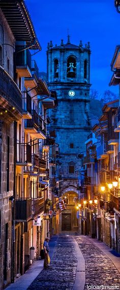 Guetaria, Guipúzcoa, Spain