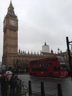 İngiltere / Londra : Parlemento Binası