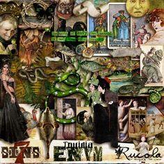 7 Sins - Envy