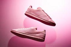 e799702e04 adidas Originals Stan Smith Primeknit Goes All Pink