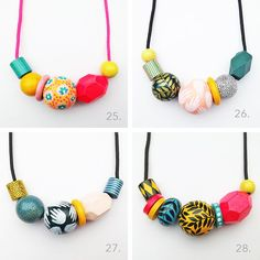The product Wooden Bead Necklaces is sold by Audrey and Illya in our Tictail store. Tictail lets you create a beautiful online store for free - tictail.com