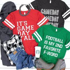 Fall Football, Watch Football, Football Jerseys, Team Gear, Graphic Sweatshirt, T Shirt, Shirts For Girls, Tees, Sweatshirts