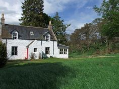 Kincardine Cottage, a holiday cottage on the Pityoulish Estate just 3 miles from Boat of Garten and 5 miles from Aviemore, in the Cairngorms National Park. Cairngorms National Park, Family Roots, Sail Away, Scotland, Sailing, National Parks, Shed, Cottage, Boat