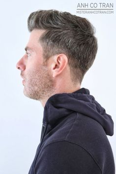 LA: A GENTLEMEN'S POMPADOUR AT RAMIREZ|TRAN SALON IN BEVERLY HILLS ...