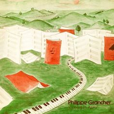 Philippe Grancher - 3000 Miles Away (Vinyl, LP) at Discogs Lp, Paintings, French, Album, Drawings, Paint, French People, Painting Art, Sketches