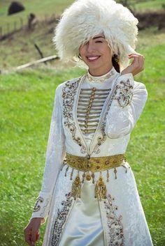 #Ossetians  Look: Zalina Plieva for Izolda Gogichaeva Ph: Alan Savlaev