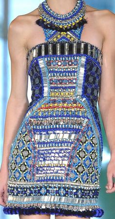 patternprints journal: PRINTS AND PATTERNS FROM LONDON FASHION WEEK / 2