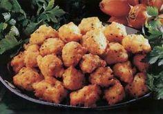 Receta de buñuelos de arroz