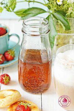 syrop waniliowy - vanilla syrup