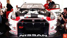 #Nissan #GTR GT-R Nismo GT3 aux couleurs de la team GT Academy https://www.facebook.com/pages/Okutan102/673315739461466?sk=timeline